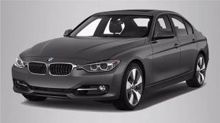 BMW ActiveHybrid 3 - 2013