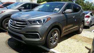 Hyundai Santa Fe Sport 2.4L Gris Oscuro 2017