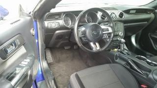 Ford Mustang V6 Azul 2015