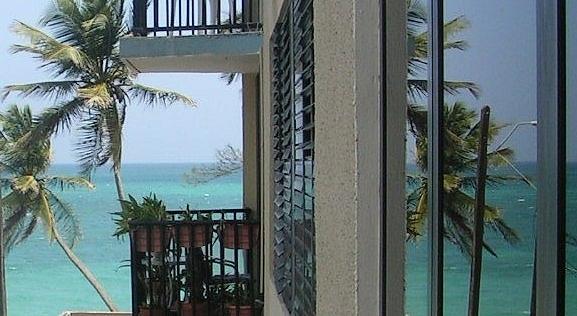 One Bedroom Apt. in Ocean Front Building