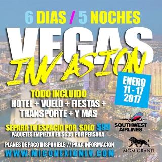Invasión a Las Vegas