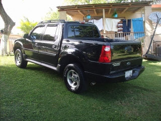 Ford Explorer_Sportrac XLS
