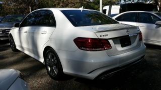 Mercedes-Benz E-Class E250 BlueTEC Sport Polar White 2016