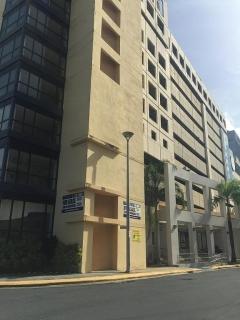 New San Juan Parking Building