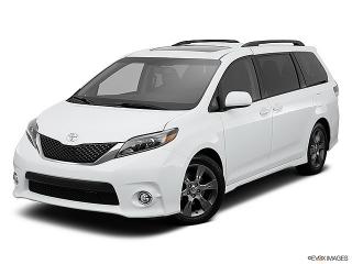 Toyota Sienna LE Gris Oscuro 2015