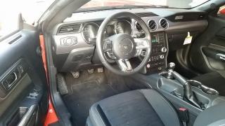 Ford Mustang GT Anaranjado 2015