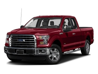 Ford F-150 Gris Oscuro 2016