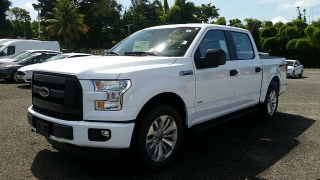 Ford F-150 XL Blanco 2016