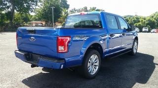 Ford F-150 XL Azul 2016