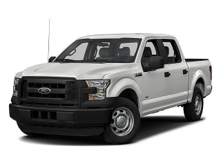Ford F-150 Negro 2016