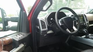Ford F-150 Platinum Rojo 2016