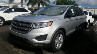 Ford Edge SE Plateado 2016