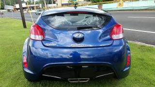 Hyundai Veloster Azul 2016