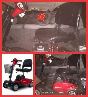 EV Rider MiniRider / Scooter Eléctrico