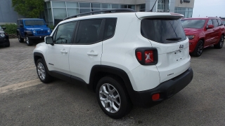 Jeep Renegade Latitude Blanco 2015