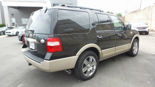 Ford Expedition 4X4 KING RANCH Negro 2010