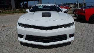 Chevrolet Camaro Ss Blanco 2014