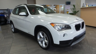 BMW X1 Xdrive35i Blanco 2013