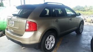Ford Edge SEL Dorado 2013