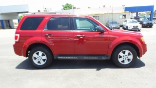 Ford Escape Xlt Rojo 2011