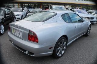 Maserati Coupe Cambiocorsa Gris 2003