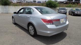 Honda Accord Sdn Lx Plateado 2012