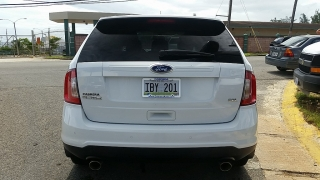 Ford Edge SEL Blanco 2013