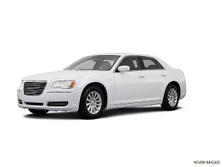 Chrysler 300 Blanco 2013