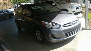 Hyundai Accent 5 Gris Oscuro 2016