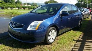 Nissan Sentra 2.0 Azul 2010