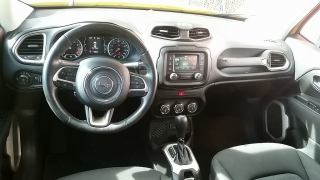 Jeep Renegade Latitude Amarillo 2016