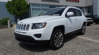 Jeep Compass Limited Blanco 2014