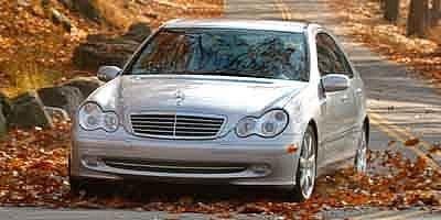 Mercedes-benz C-class 1.8l Plateado 2003