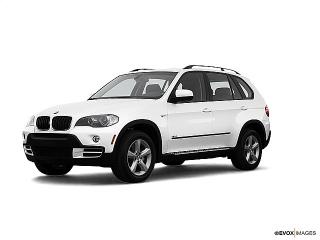 BMW X5 3.0si Blanco 2007