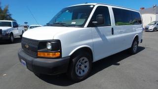 Chevrolet Express Passenger LS Blanco 2013
