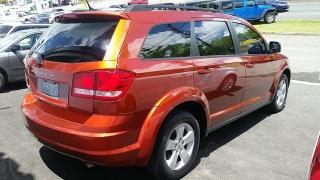 Dodge Journey SE Anaranjado 2013