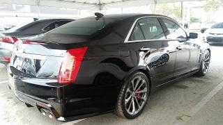 Cadillac CTS-V Sedan 4dr Sdn Negro 2016