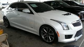 Cadillac ATS-V Sedan 4dr Sdn Blanco 2016