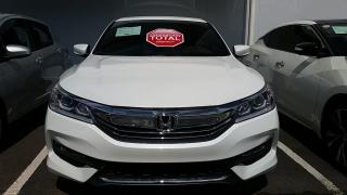 Honda Accord Sedan Sport Blanco 2016
