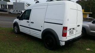 Ford Transit Connect Blanco 2012