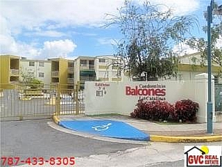 Balcones Las Catalinas !!! Gardens!