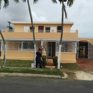 Alquiler Casa Urb Sta Rosa Bayamon