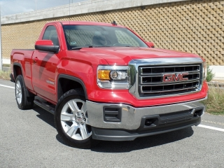 GMC SIERRA SLE 2015 !WOW! MAJESTUOSA P-UP!!