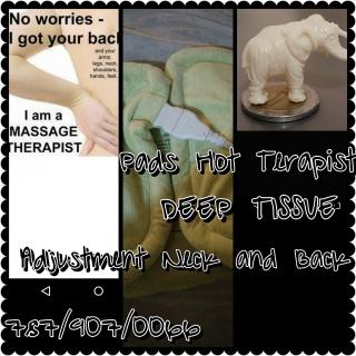Massages de Servicios de Terapia Profesional