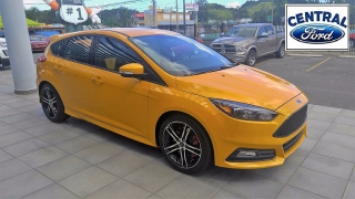 2016 Ford Focus ST Turbocharged 2.0