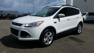 Ford Escape SE Blanco 2013