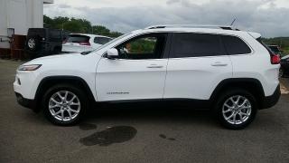 Jeep Cherokee Latitude Blanco 2016