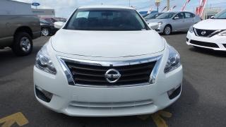 Nissan Altima 2.5 S Blanco 2013