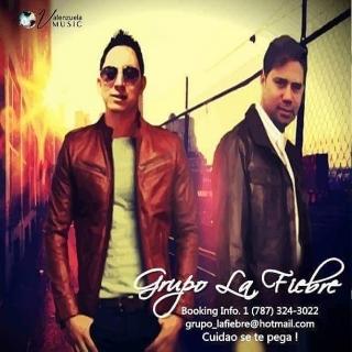 Grupo La Fiebre - Orquesta de música tropical