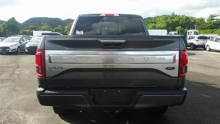 Ford F-150 Platinum Gris Oscuro 2016